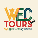 WEC Tours logo and brochure