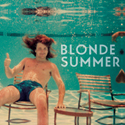"Blonde Summer ""Slow Daze"" album artwork"