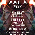 WALA's DJ music guide for Burning Man 2012